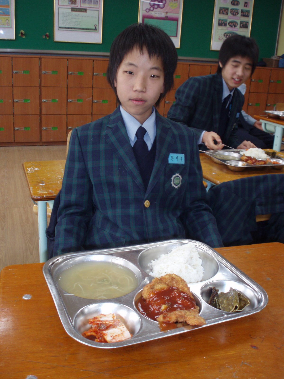 feeding hungry kids in korean schools teaching the teacher