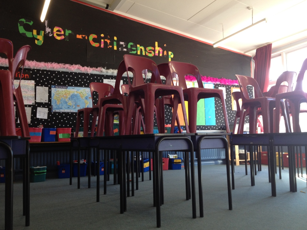 How ditching the desks turned my classroom into a 21st century learning space (3/6)