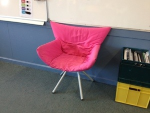 How ditching the desks turned my classroom into a 21st century learning space (5/6)