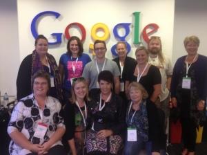Googles Kiwi contingent
