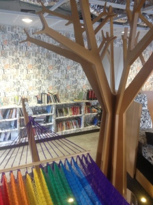 I want a library like that!