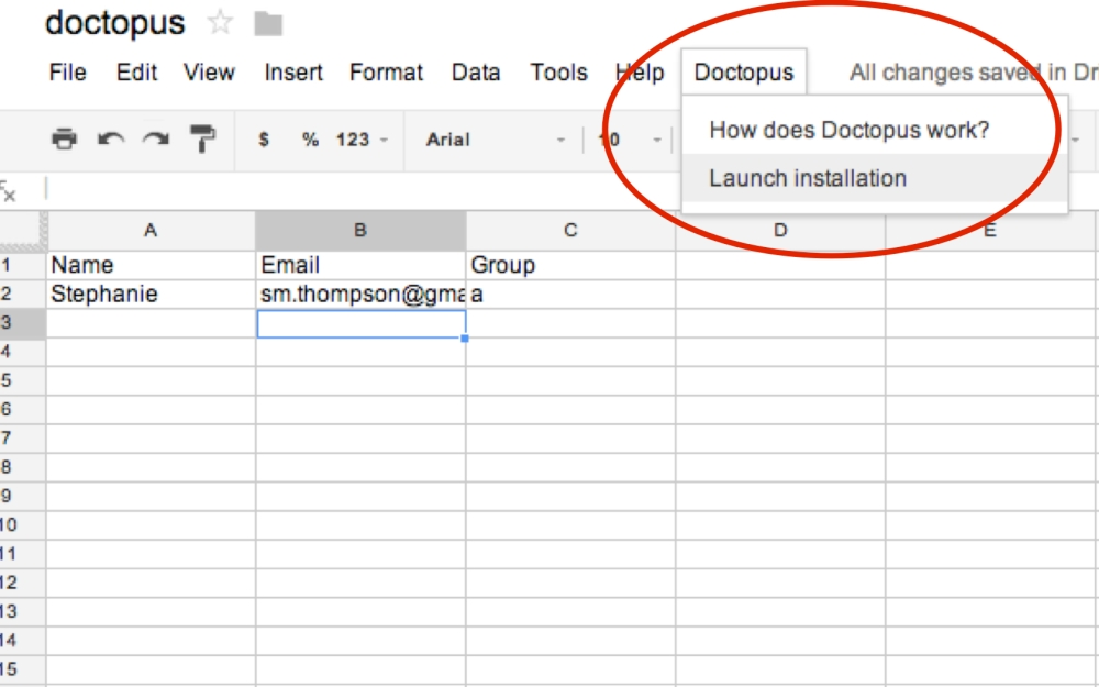 Doctopus + goobric making google apps for education more awesome (3/6)