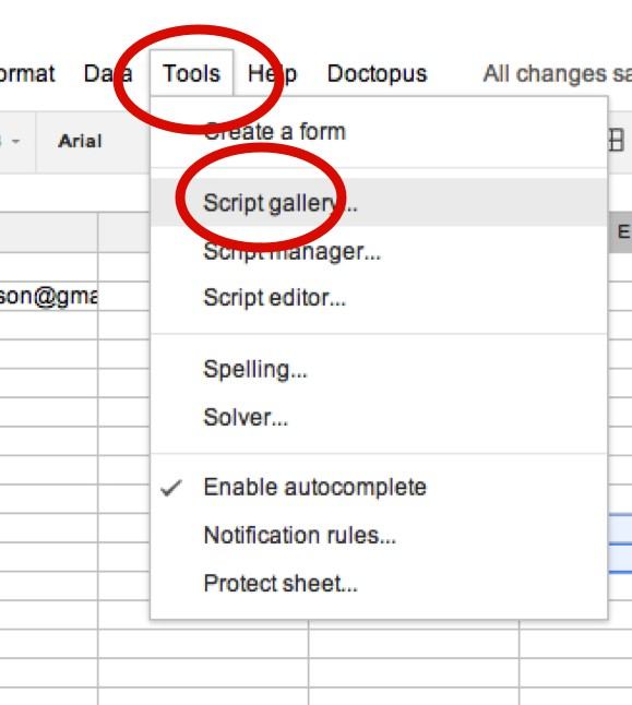 Doctopus + goobric making google apps for education more awesome (1/6)