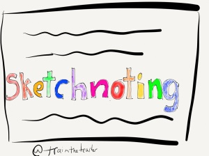Sketchnoting by author
